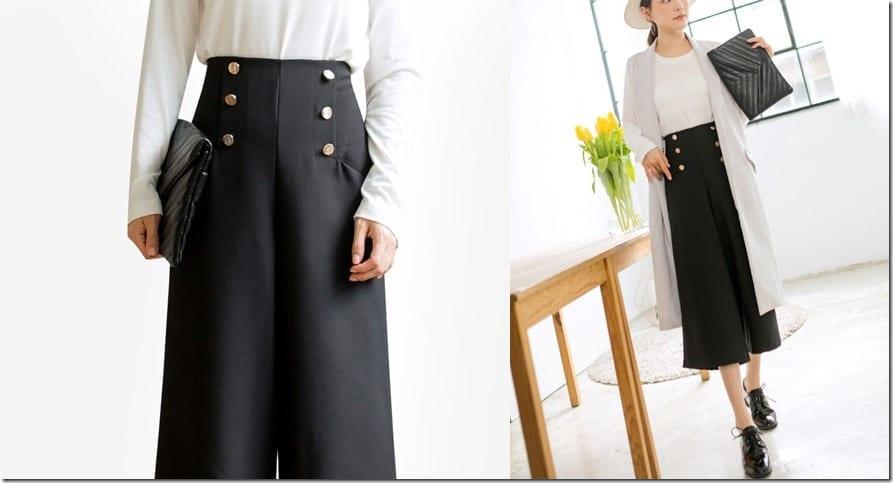 black-button-detail-culottes