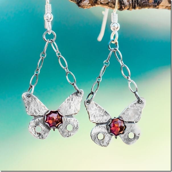 butterfly-sterling-silver-earrings