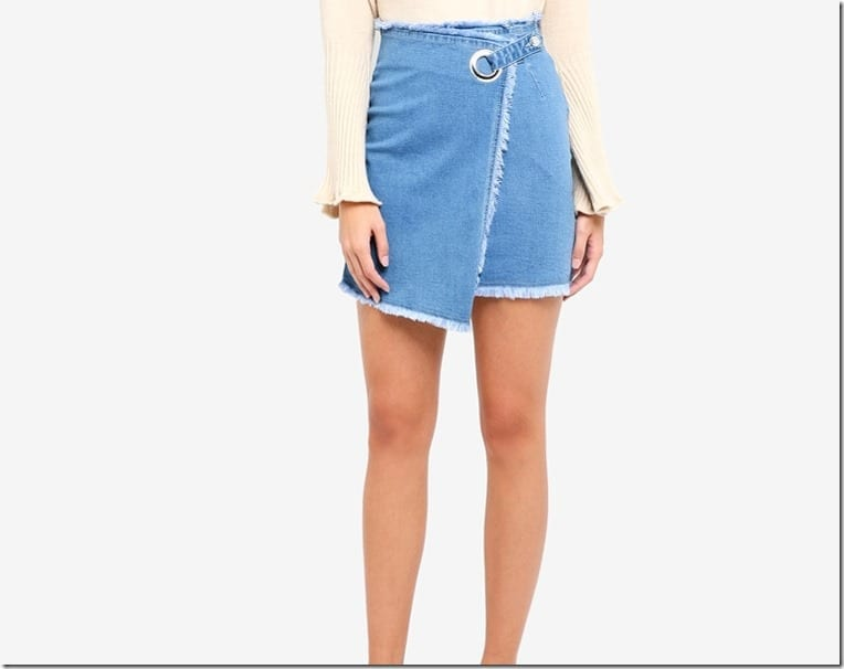denim-wrap-mini-skirt