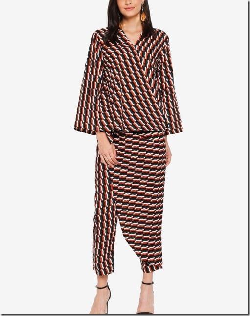 green-brown-kimono-wrap-set