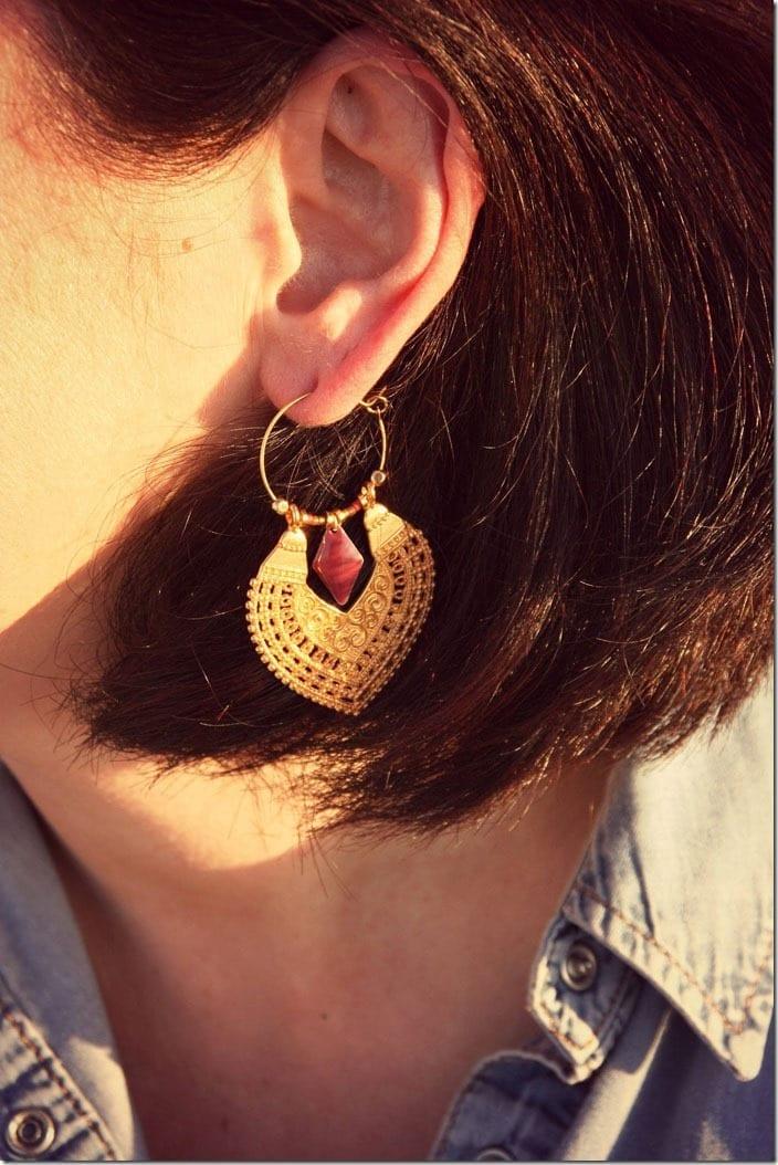 gold-burgundy-bohemian-earrings