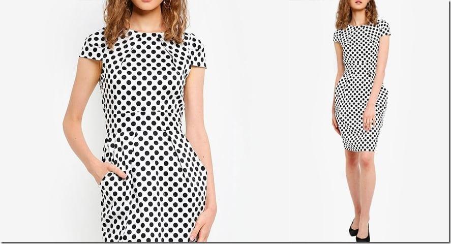 monochrome-polka-dot-tulip-dress