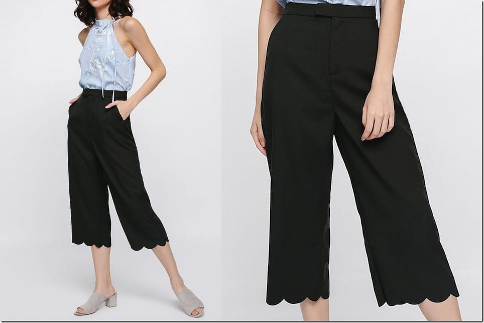 Neutral But Unique Pants To Complete Your Business Casual OOTD