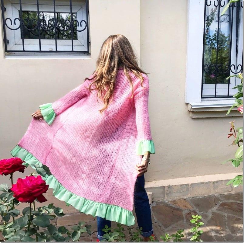 pink-long-knit-cardigan