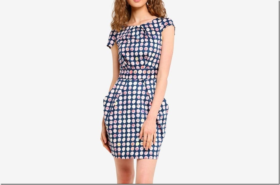 The Polka Dot Tulip Dress To Wear For A Dressy Summer OOTD
