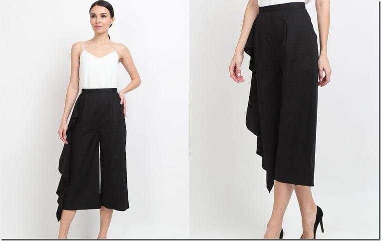 side-ruffle-pants