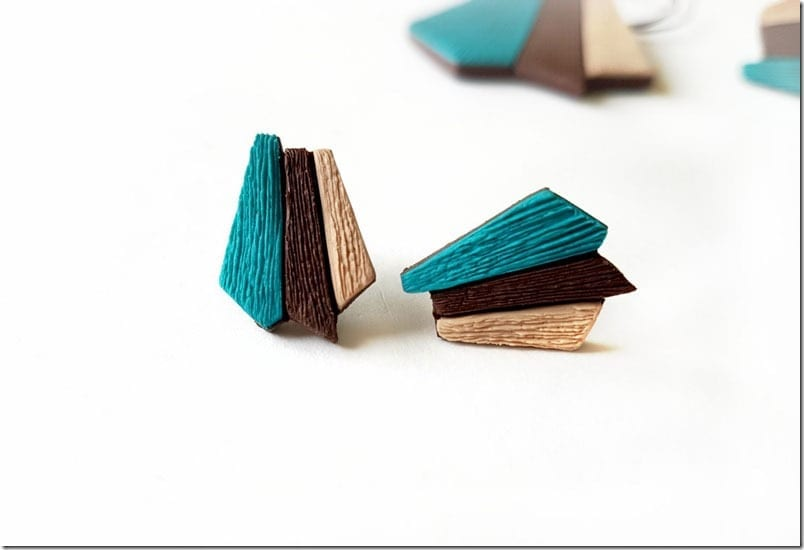 turquoise-geometric-stud-earrings