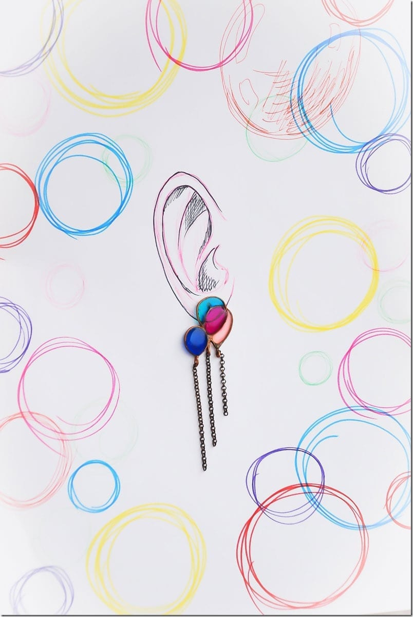 balloon-stud-earrings