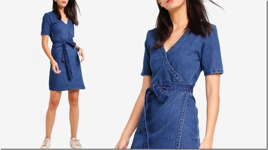 mid-blue-denim-wrap-dress