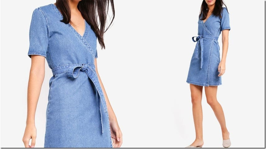 soft-blue-denim-wrap-dress