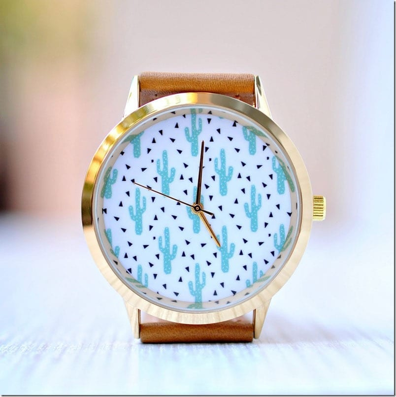 cactus-lover-statement-watch