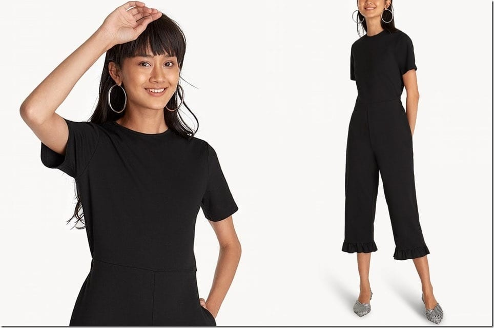 5 Stunning Midi Jumpsuit Styles For The Minimalist Dresser