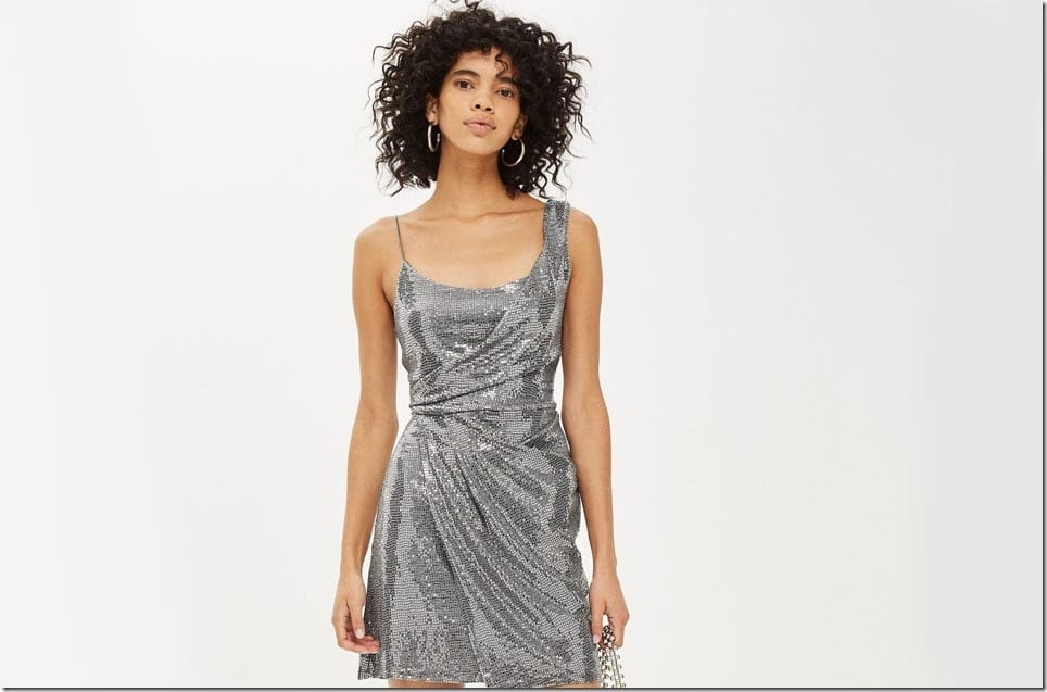 7 Sequin Mini Dress Styles To Wear To Ring In 2019