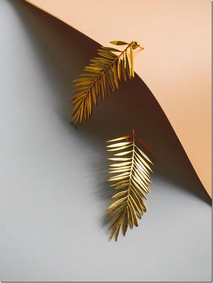 minimalist-palm-leaf-earrings