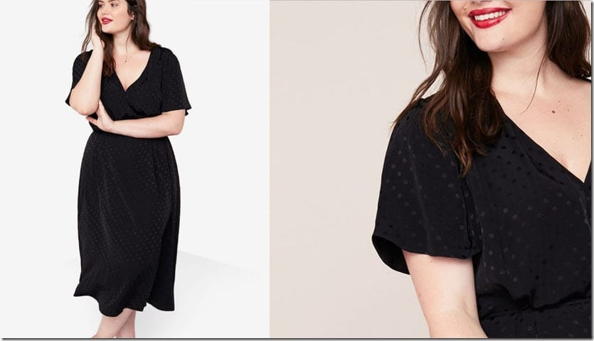 subtle-dot-midi-wrap-dress