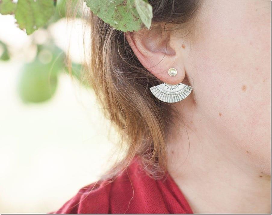 boho-fan-shape-jacket-earrings