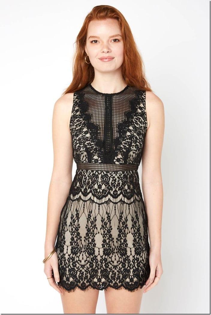 cut-out-lace-mini-dress