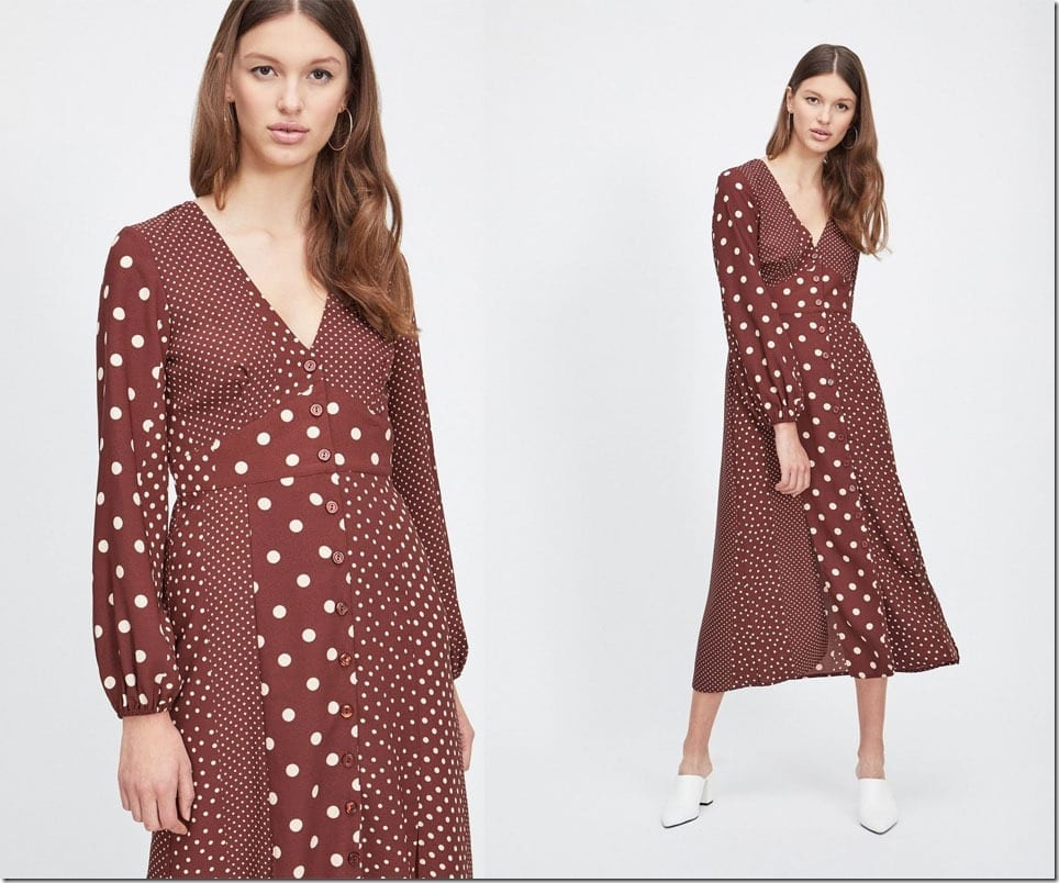 dark-choco-polka-dot-midi-dress
