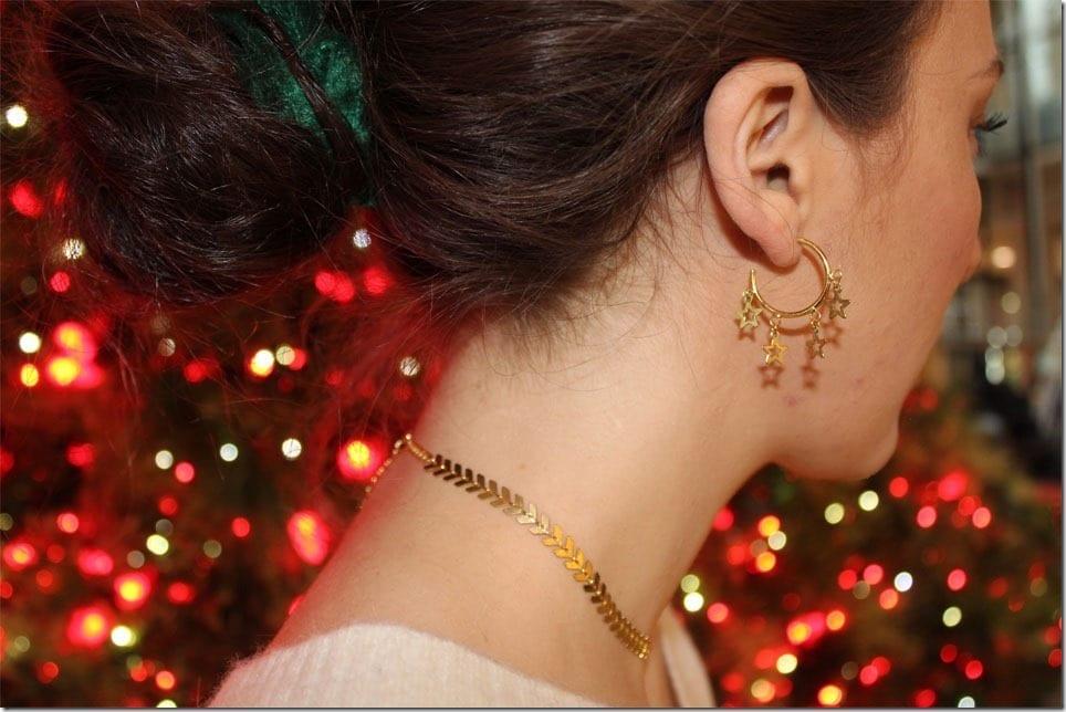 The Star Earrings For Festive Statement Ears