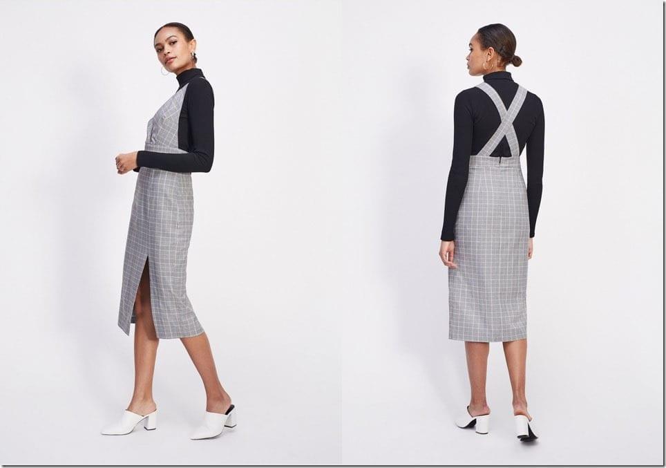 grey-check-midi-pinafore-dress