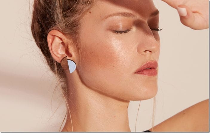 pastel-wood-stud-earrings