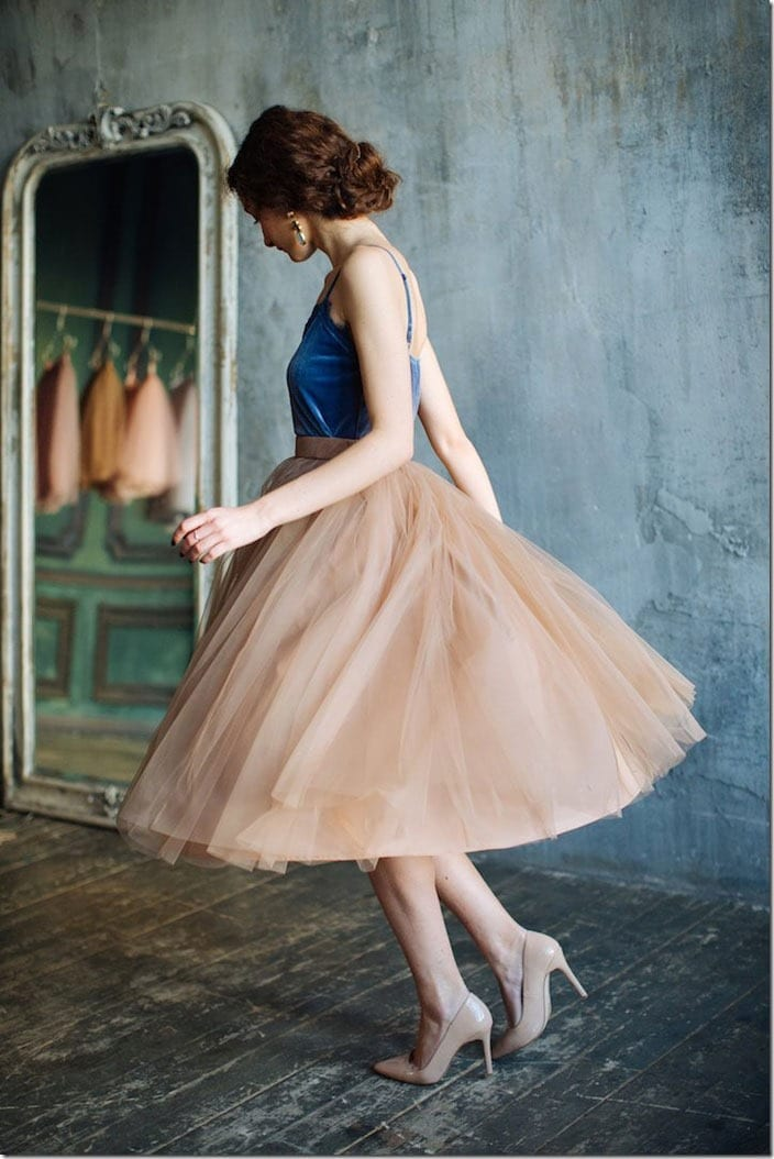 power-nude-tulle-skirt