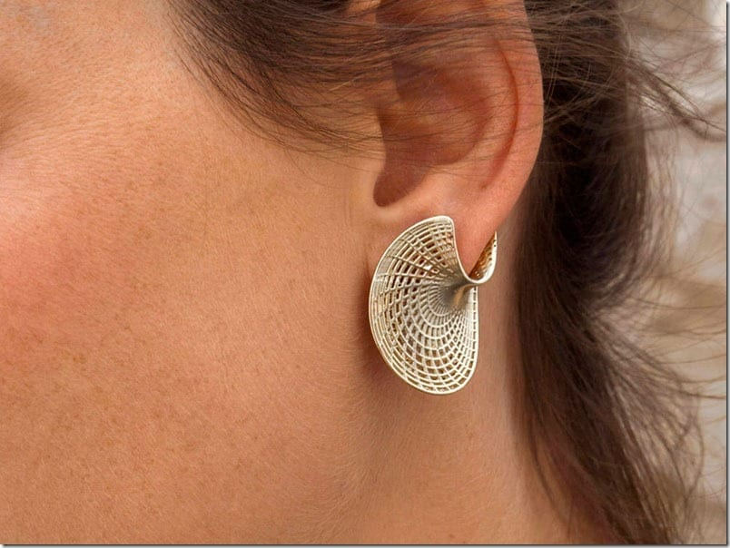 twisted-disc-statement-earrings
