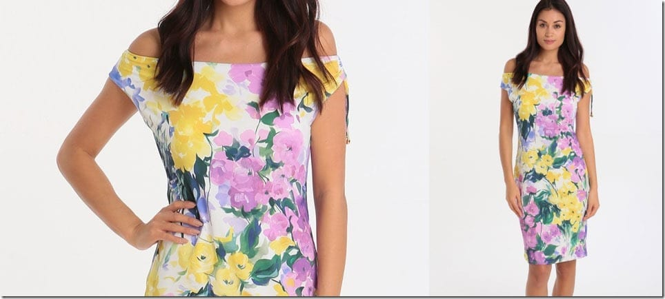 vivid-floral-watercolor-beach-dress