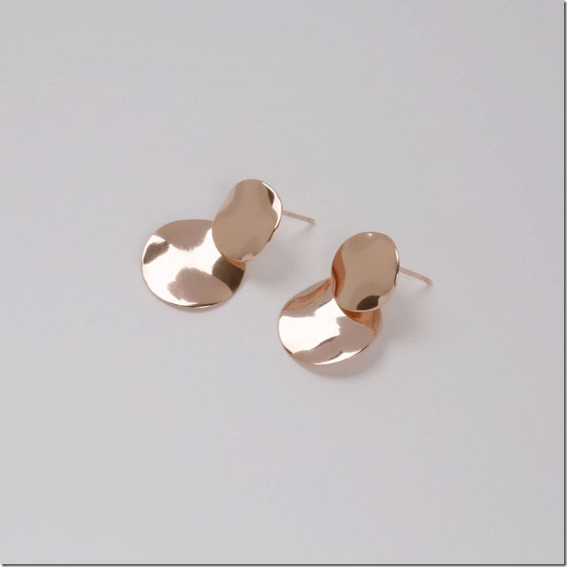 wavy-double-circle-stud-earrings