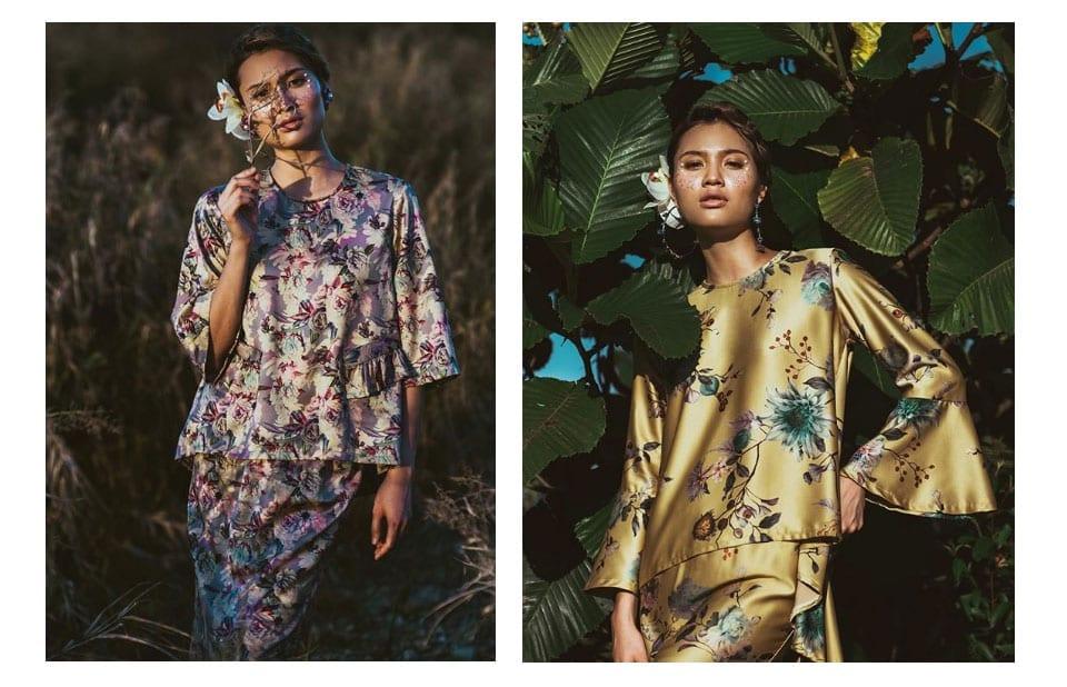 Make Mastuli Khalid Desa Raya Collection Your Baju Raya