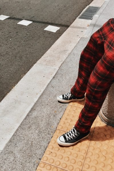 How to style tartan pants 2019?
