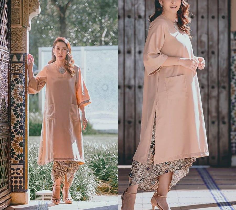 Pario Style Kurung Hazel Hisham