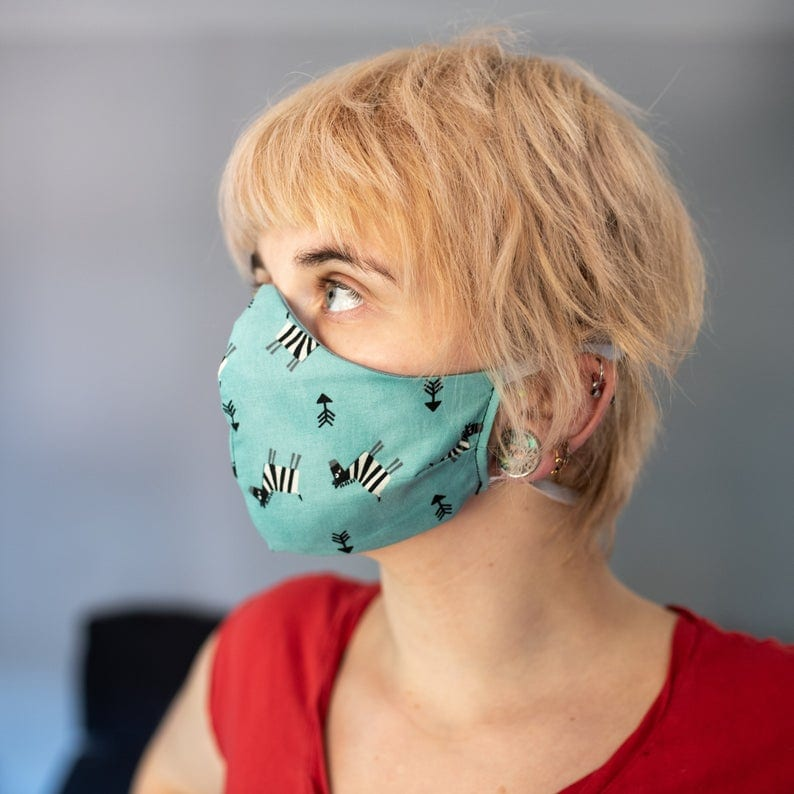 Eco-Friendly Face Mask