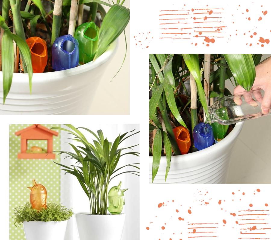 Garden Pot Drip Device