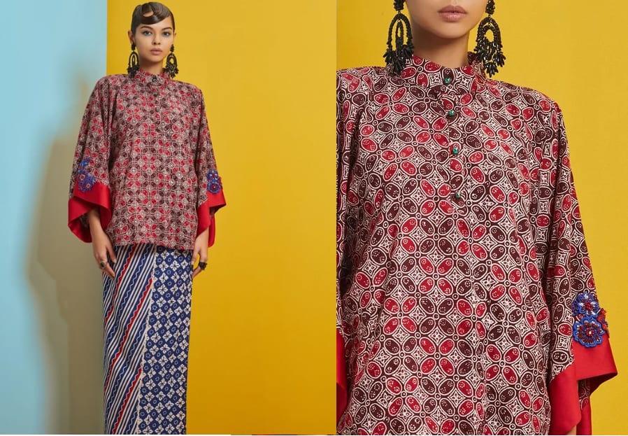 Kimono Style Mod Kurung