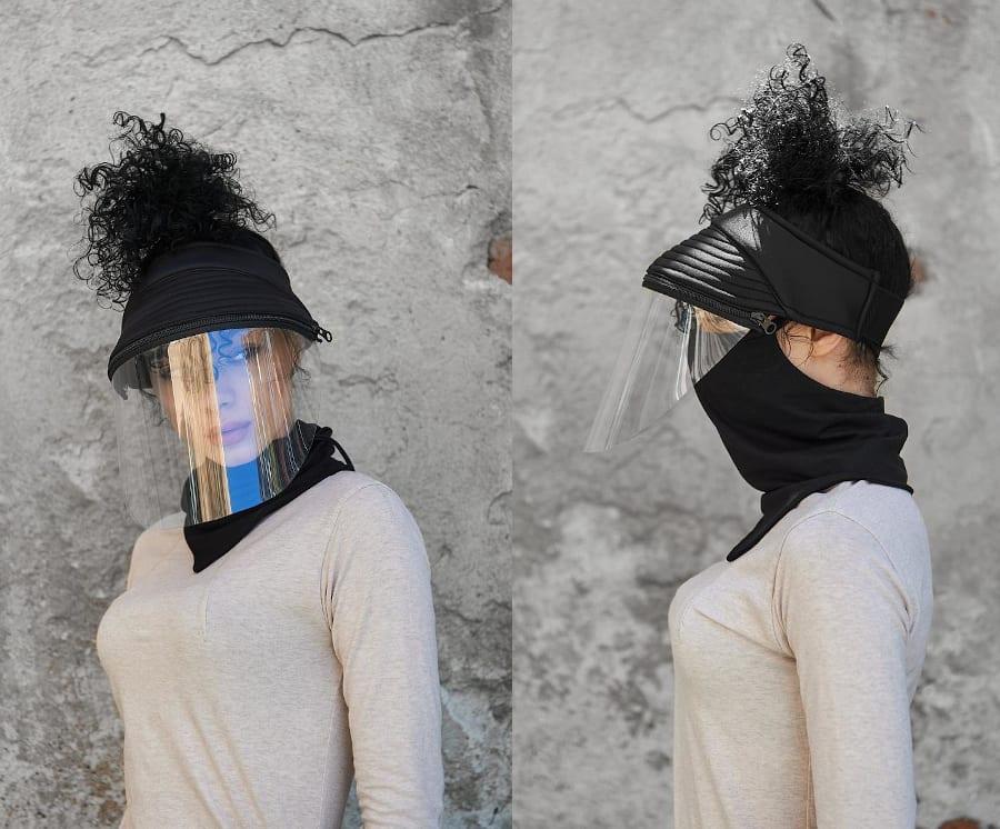 Hat & Face Mask