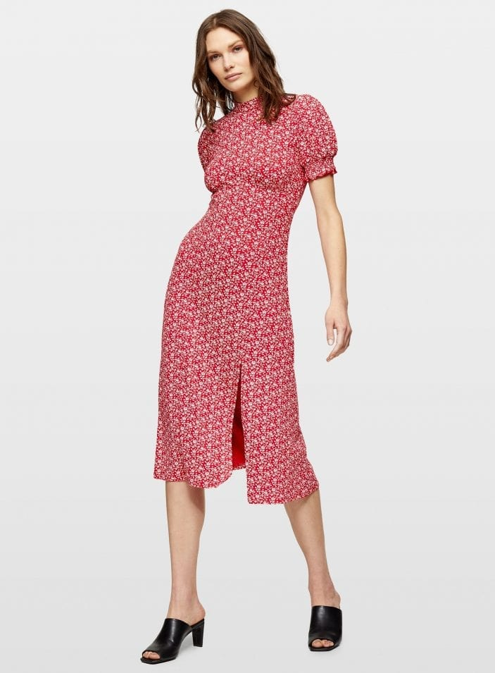 Quarantine Chic Midi Dress Styles 2020