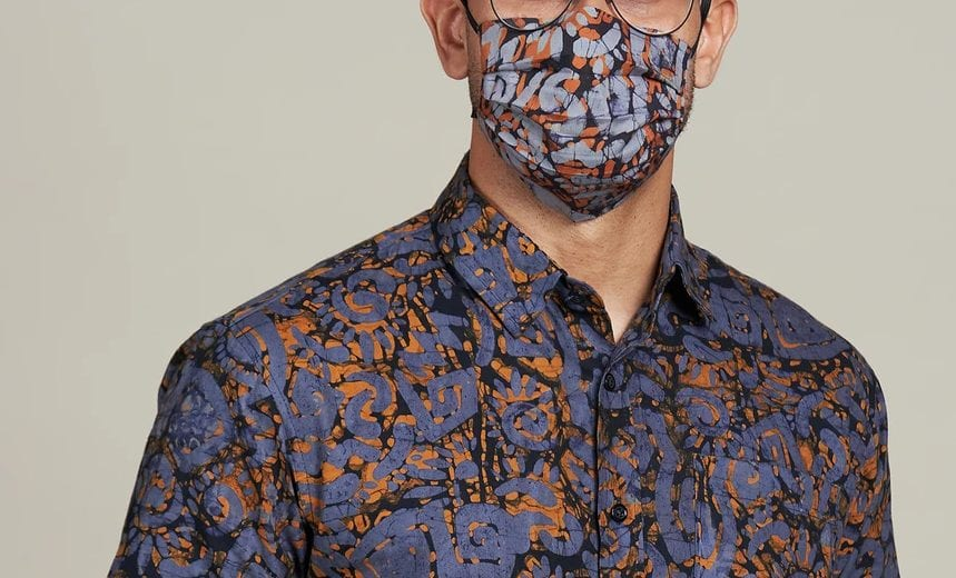 Made in Malaysia: The Batik Mask Style To Wear For A Bohemian Fashion Statement