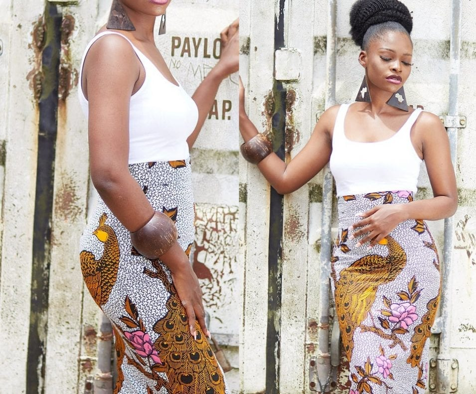 African Chic Skirt Styles 2020