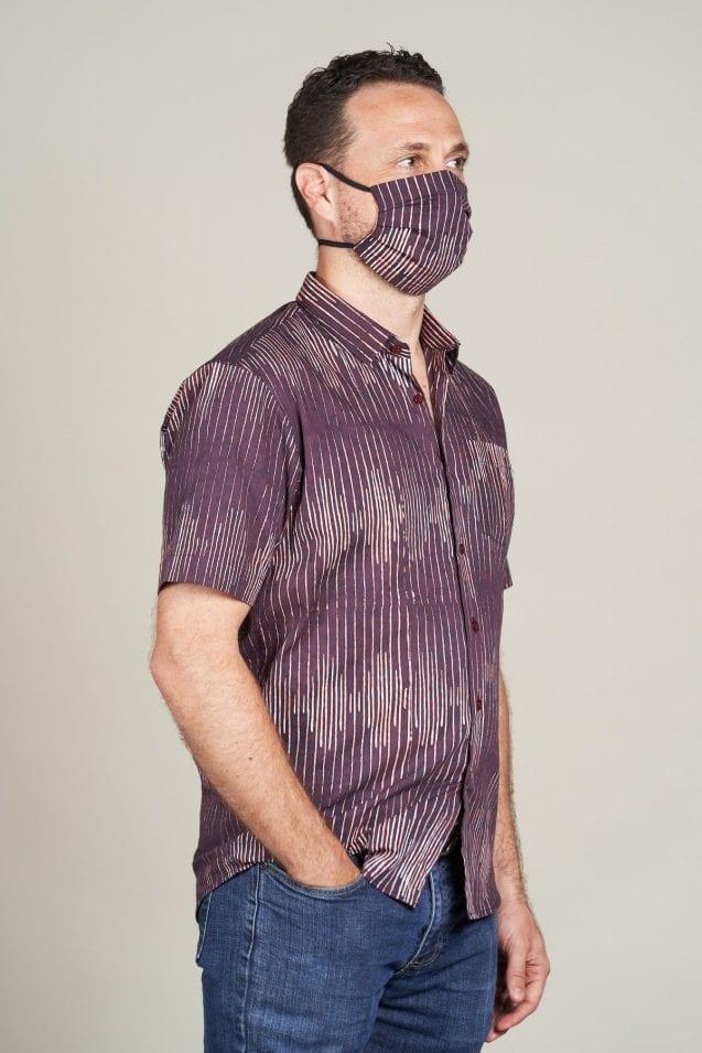 Batik Mask Pandemic Fashion Trend 2020