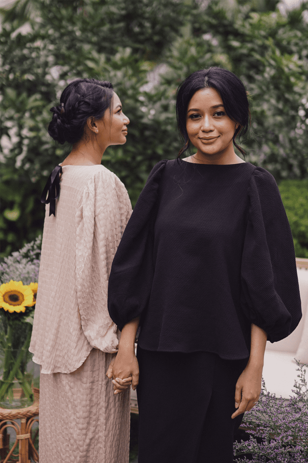 Eid 2021: Baju Raya Fashion With A Hint Of French Romanticism