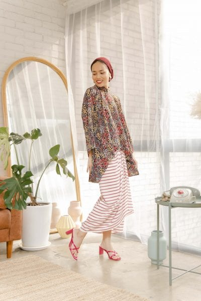 Beaded Embroidered Or Printed: Pick Your Pretty Baju Raya