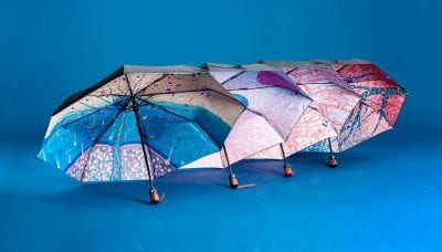 Sturdy & Artistic Umbrellas For A Weather-Conscious Style