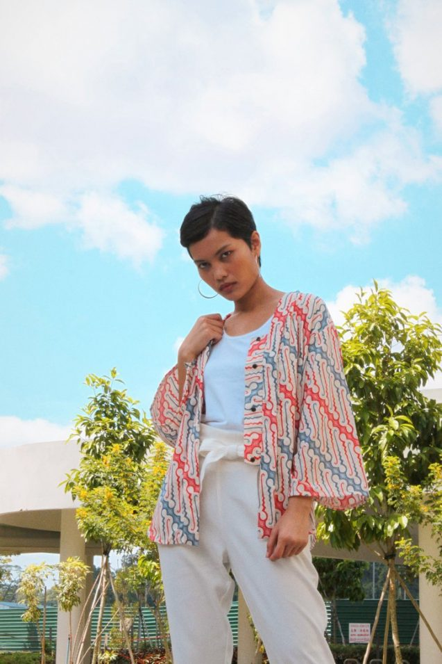 Boho Tropical Chic: For The Love Of Batik In Everyday Wear