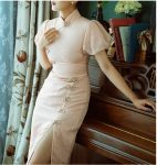Oriental Allure: Cheongsam Dresses With A Modern Style Spin