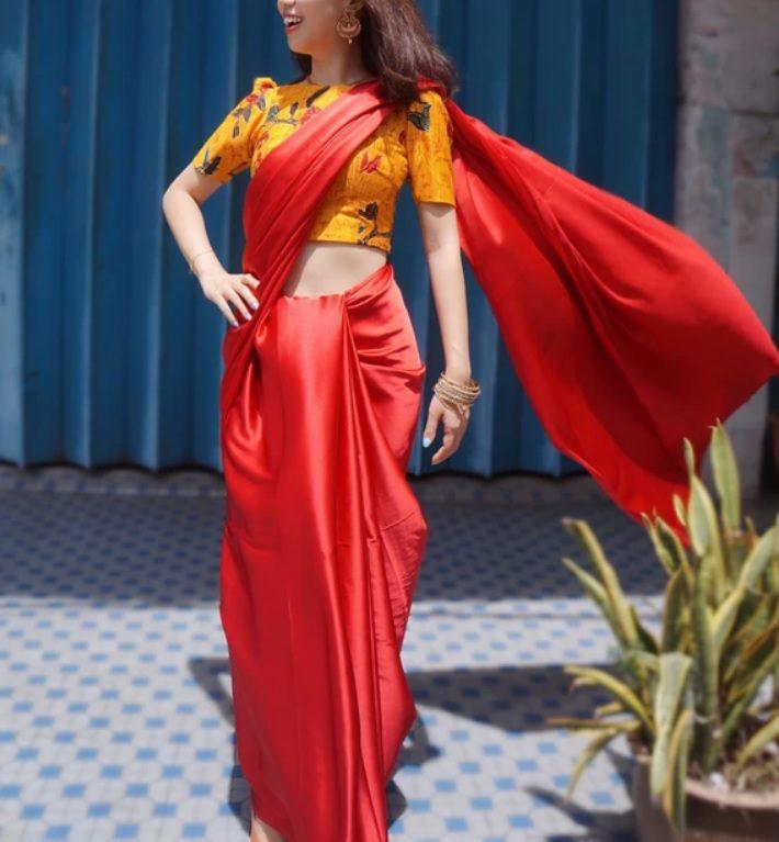 Aparna Set Batik Saree By Gérson Batik