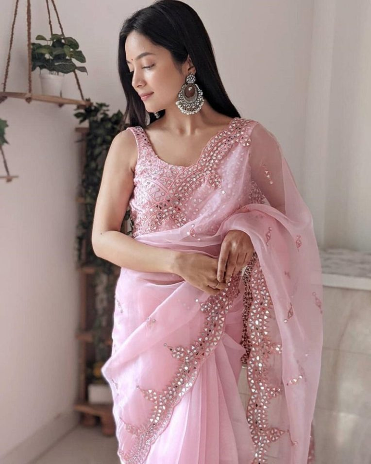20 Saree For Diwali To Guarantee A Dazzling Look For You